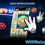 How to Play W88 Rock Paper Scissors – Win 0.25% Payout prize